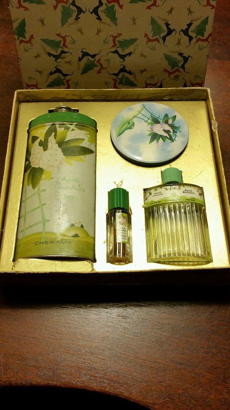 April Shower Cheramy Perfume Set