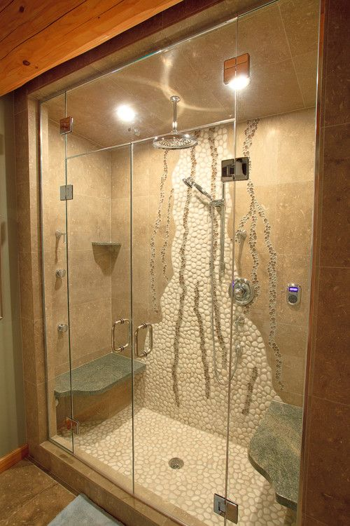 36 best Bathroom tile ideas images on Pinterest | Bathroom, Showers ...