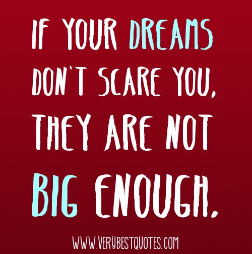 Inspirational Dream Quotes: Best 25+ Dream Big Quotes Ideas On Pinterest