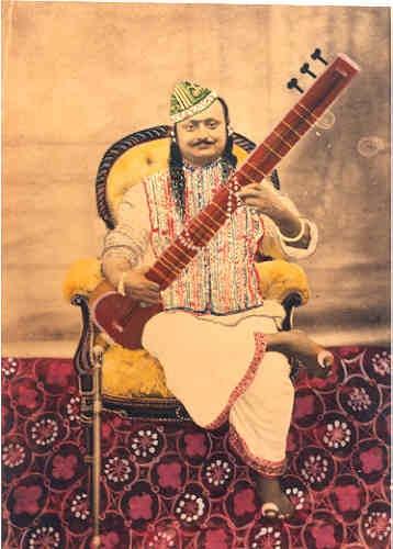 'Land owner who loves music'