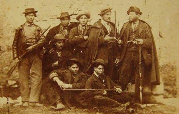 Li chiamarono briganti... erano solo dei poveri cafoni! - http://www.grottaglieinrete.it/it/li-chiamarono-briganti-erano-solo-dei-poveri-cafoni/ -   Borboni, briganti, questione meridionale - #Borboni, #Briganti, #QuestioneMeridionale