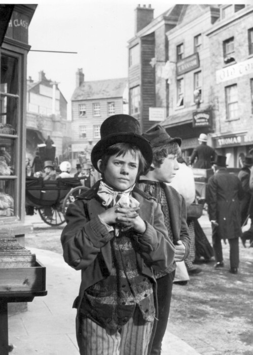 "This is why I fell in love, right here; Jack embodies the Dodger <3  Jack Wild as The Artful Dodger in ""Oliver!"""