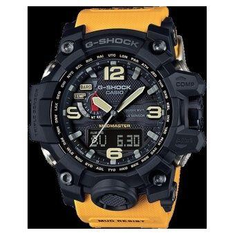 Casio G-Shock Mudmaster GWG-1000-1A9 - Jam Tangan Pria - Kuning