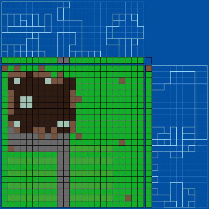 The 25 best Minecraft modern house blueprints ideas on Pinterest