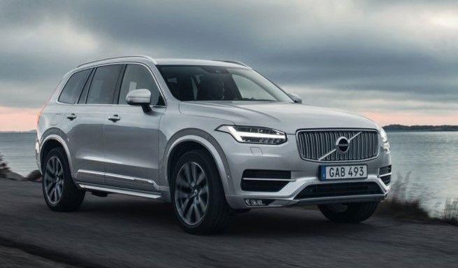 2020 Volvo Xc90 Design Release Date Rumors Luxury Suv Volvo