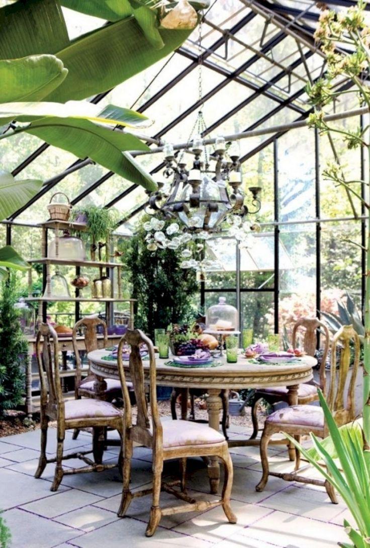 Nice 35+ Beautiful Winter Garden Design Ideas To Inspire You