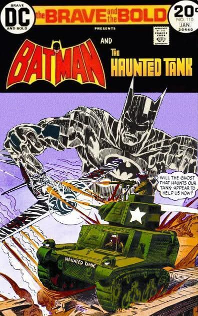 288 best marveldc comics images on pinterest marvel dc comics super team family the lost issues batman and the haunted tank publicscrutiny Choice Image