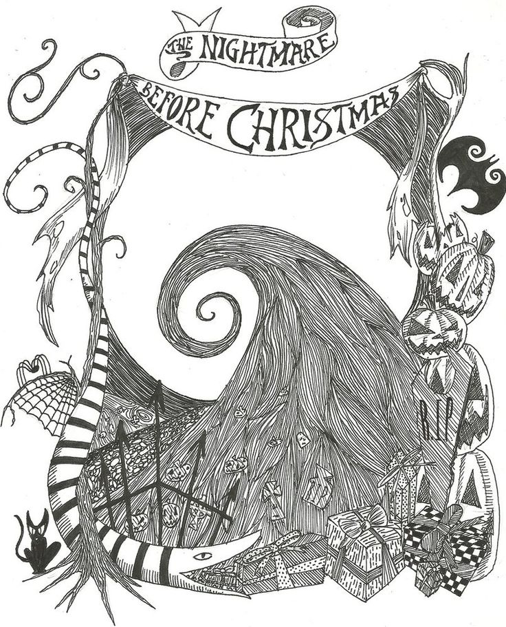 the nightmare before christmas coloring pages - 109 best coloring pages images on pinterest coloring