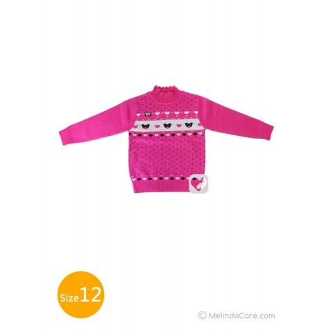 Sweater Bayi Perempuan Head Bear, Love, Diamond (Fuchsia, Hitam, Putih) Rp. 115.000 kunjungi: www.melindacare.com hubungi: 081321148408 atau 765BEE5E