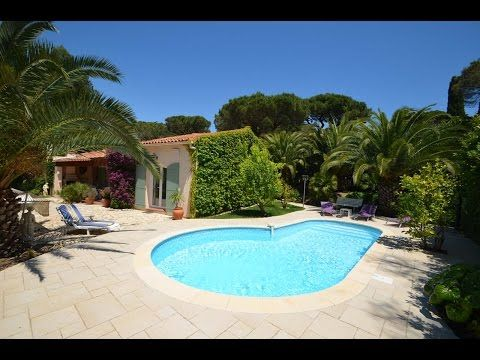 Naturstein Ferienhaus mit privatem Pool in Figanières, Provence. Villa mit Pool in Var. - YouTube