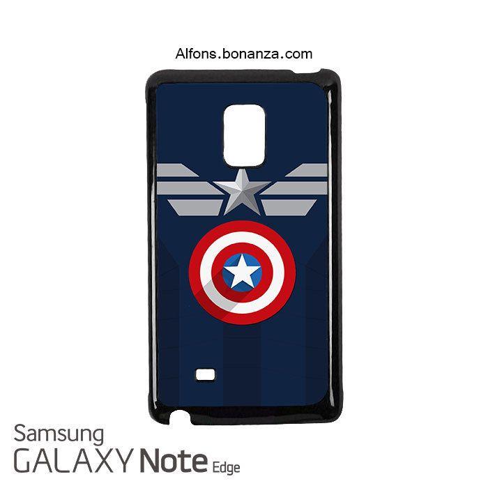 Clothes Captain America Samsung Galaxy Note EDGE Case