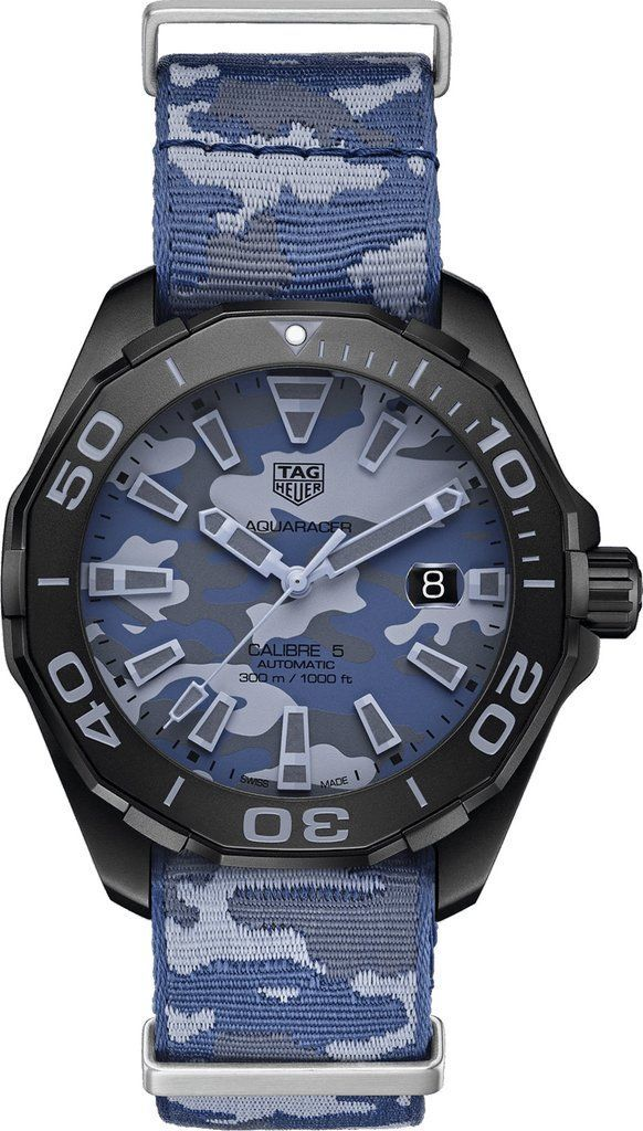 TAG Heuer Watch Aquaracer 300M Camo  #add -content  #bezel -unidirectional  #bracelet -strap-synthetic  #brand -tag-heuer  #case -material-titanium  #case -width-43mm  #date -yes  #delivery -timescale-call-us  #dial -colour-blue  #gender -mens  #luxury   #movement -automatic  #new -product-yes  #official -stockist-for-tag-heuer-watches  #packaging -tag-heuer-watch-packaging  #style -sports  #subcat -aquaracer  #supplier -model-no-way208d-fc8221  #warranty -tag-heuer-official-2-year-gua..