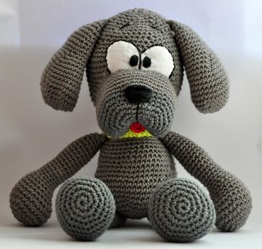 118 best Hund Häkeln images on Pinterest | Baby toms, Boots and ...