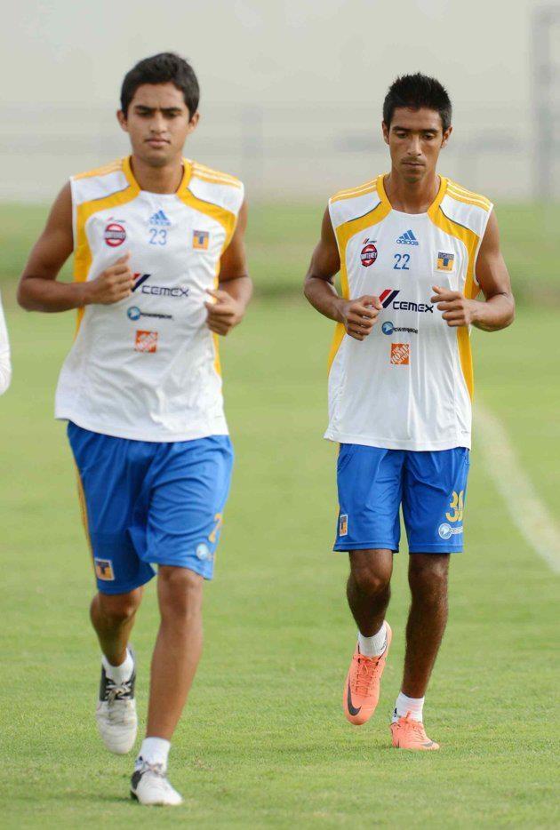 Alonso Zamora y Taufic Guarch | Tigres UANL