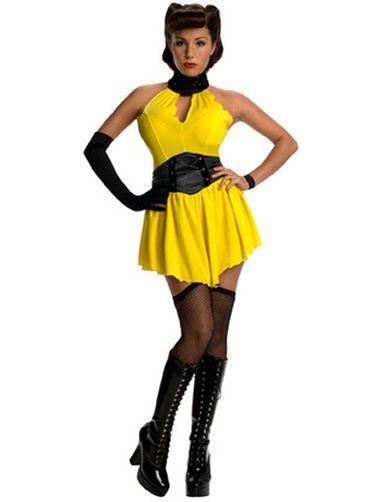Costume Sally Jupiter Les Gardiens Sexy femme