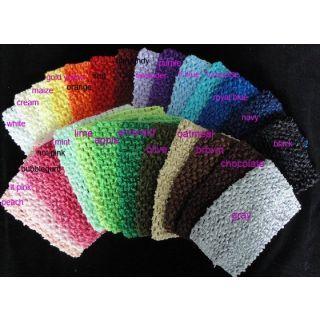 Crochet Headbands 9 inches tutu top tutu dress how to make a tutu dress crochet tutu top pink red black white hot pink purple tutu tops