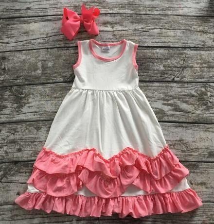 Girls' Clothing Dresses Denim Toddler Kids Baby Girl Clothes Princess Sleeveless Dress Tutu Tulle Sundress Girls Clothing Strap Denim Mesh Tulle Dress Distinctive For Its Traditional Properties