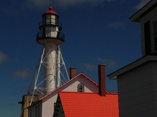 This lighthouse and shipwreck museum keep a torch burning for the memory of the SS Edmund Fitzgerald