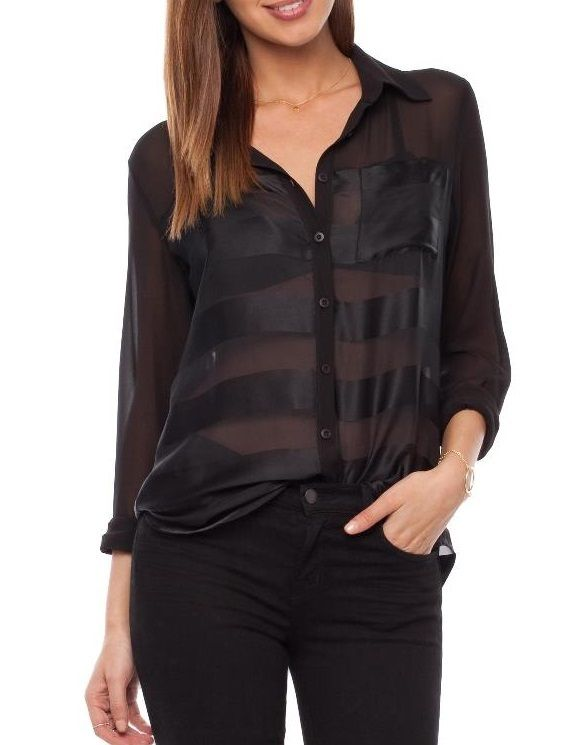 AlibiOnline - Twin Shadow Shirt by WHITNEY PORT for COOPER ST, $119.95 (http://www.alibionline.com.au/twin-shadow-shirt-by-whitney-port-for-cooper-st/)