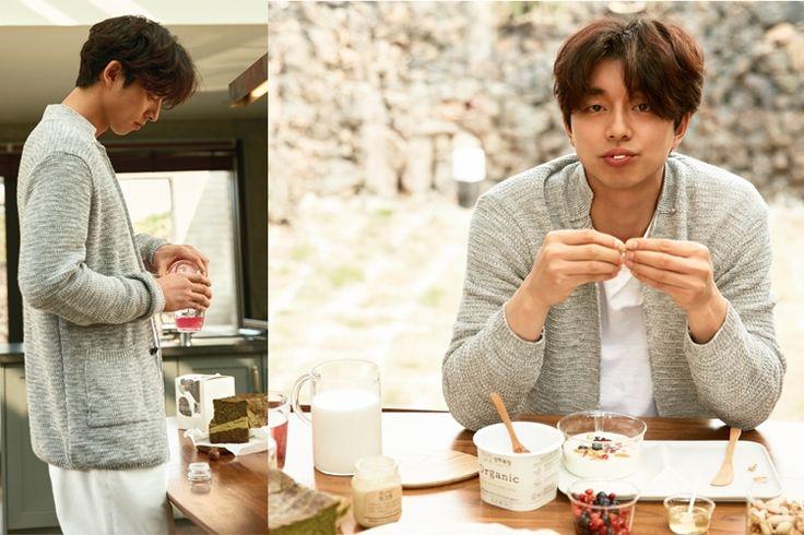 Karisma Gong Yoo 'Goblin' Sukses Buat Pakaian 'Simple' Jadi Berkelas - Korea Iyaa