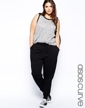 ASOS CURVE Sweat Pant