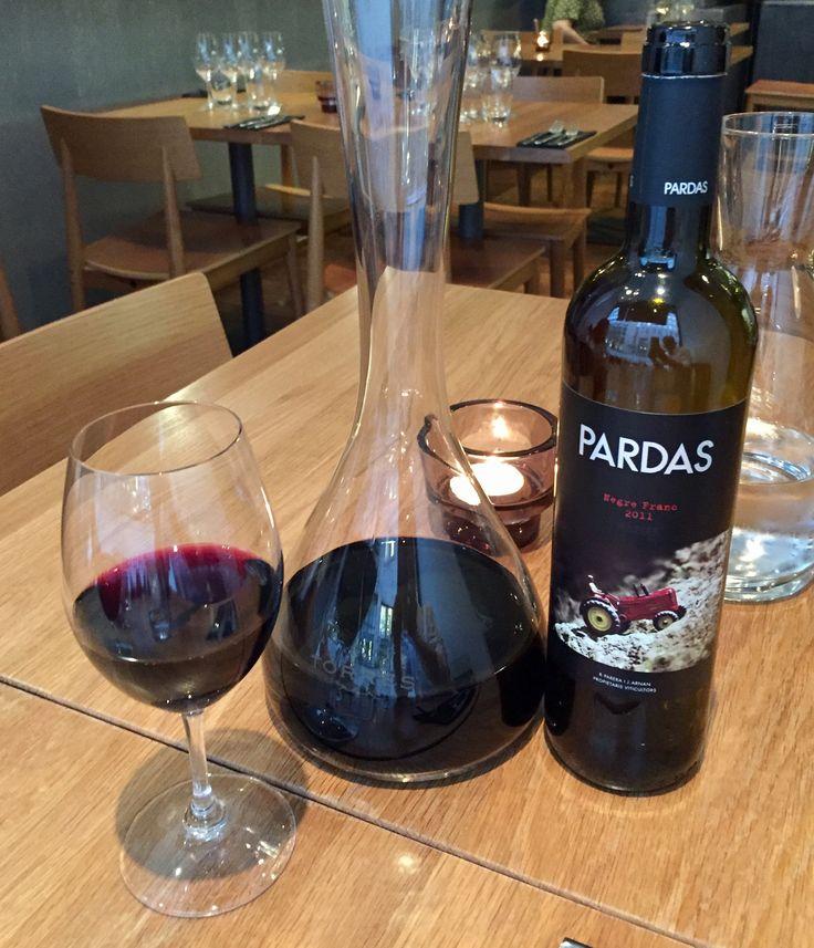 Wine at Copas y Tapas