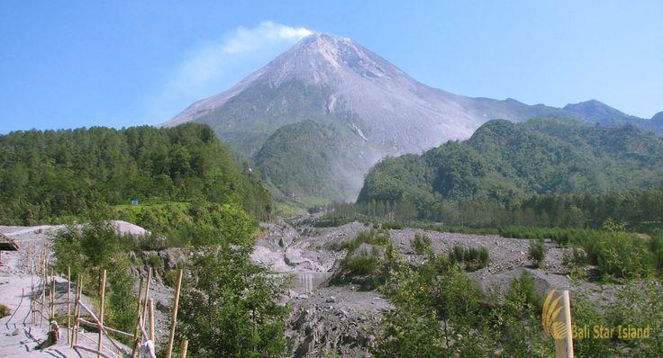 Kaliadem Merapi Volcano - Yogyakarta Places of Interest