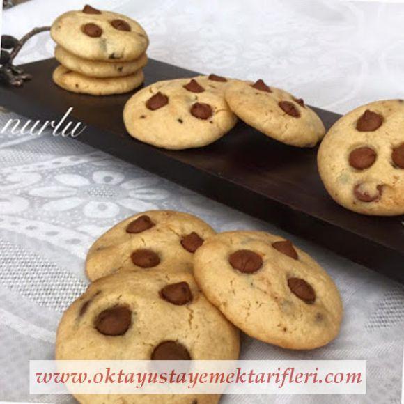 Cookie (Damla Çikolatalı Kurabiye)