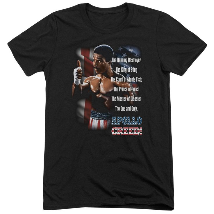 Rocky II - The One And Only Adult Tri-Blend T-Shirt