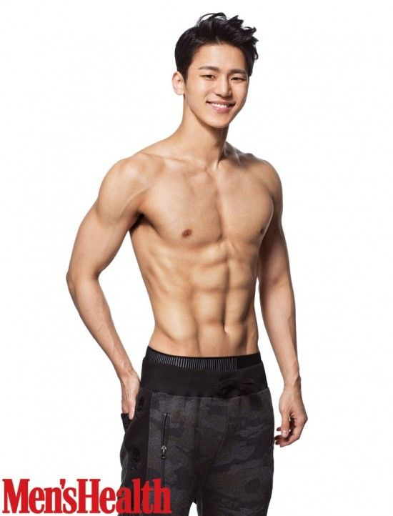 how to get a fit body men