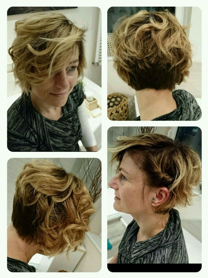 Wavy Hair,  short Hairstyles