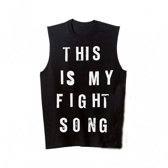 Rachel Patten Fight Song T-Shirt