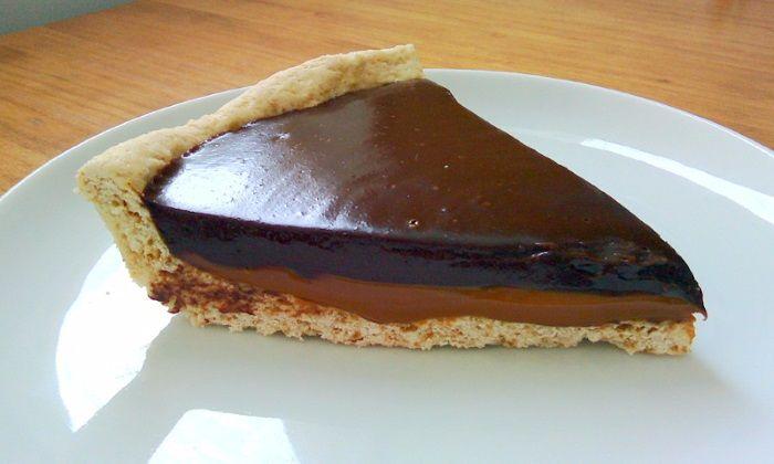 Tarta Cabsha de Chocolate y Dulce de Leche