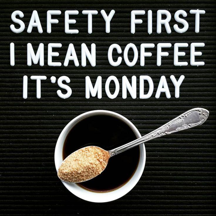 Safety First? Es ist #Montag ! Erstmal #Kaffee  Heute mit Kreolischem Kaffee wie auf Dominica ☕.  Mehr über die Kaffeetradition auf #Dominica http://bunaa.de/de/dominica/