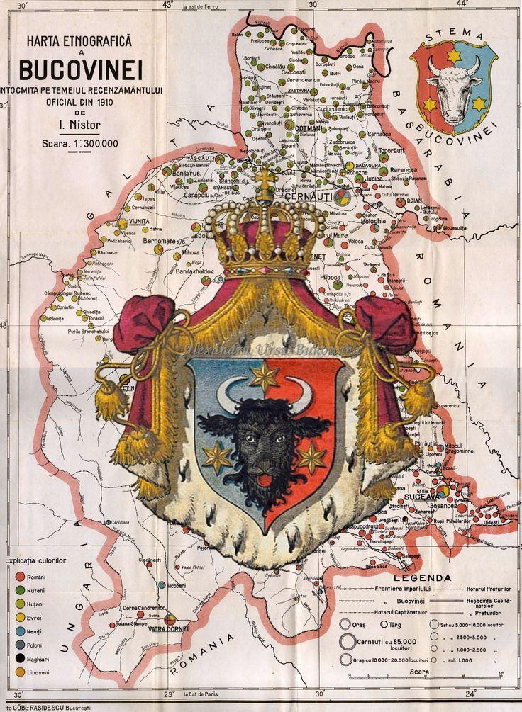 Bucovina adevărată, întreagă, nesfârtecată, parte a Moldovei, parte a României, aşa cum trebuie să fie!