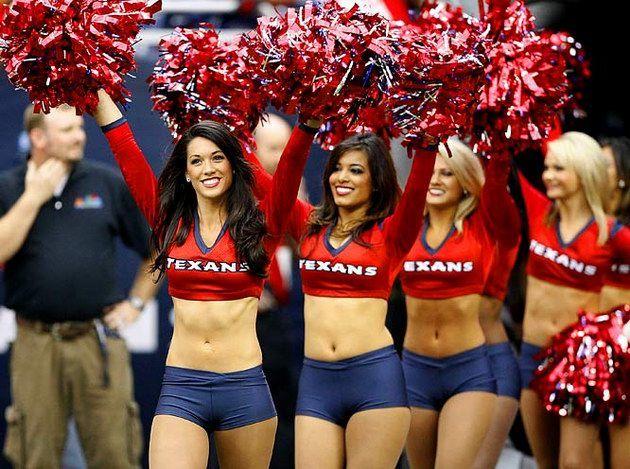 Houston Texans Cheerleader Gallery