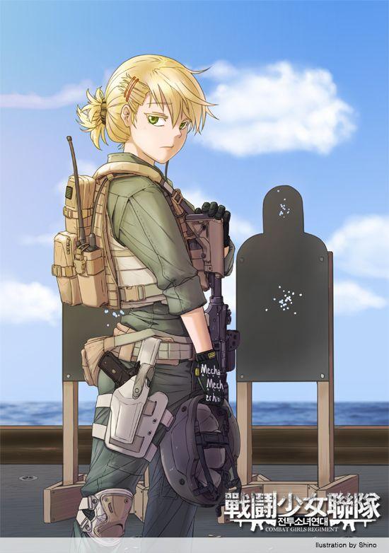 Girls Frontline Ww2 Wallpaper 48 Best Military Anime Atrs Images On Pinterest Anime
