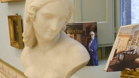 Perugia, aperta al pubblico la collezione Marabottini a palazzo Baldeschi: 700 opere in mostra