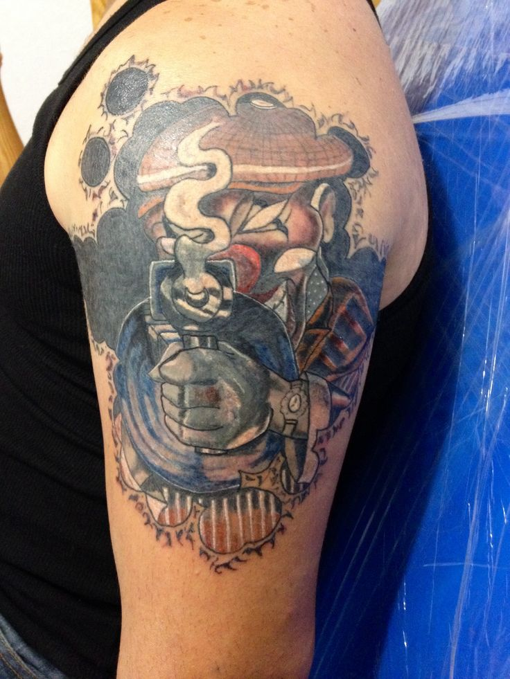 Mexican tattoo style | Art. Work tattoer inkedd ...