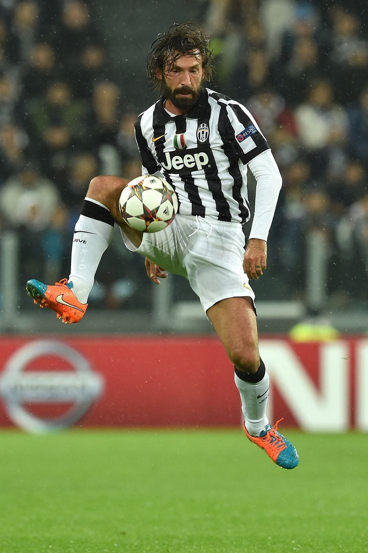 Andrea Pirlo of Juventus