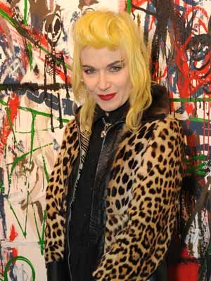 Designer Pam Hogg | Celebrity Hair | Now Magazine | Beauty | Fashion | Pictures | Celebrity gossip | Photos