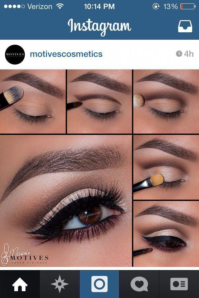 Eye Makeup Hooded Eye Makeup Tutorial Eyeshadow Tutorial