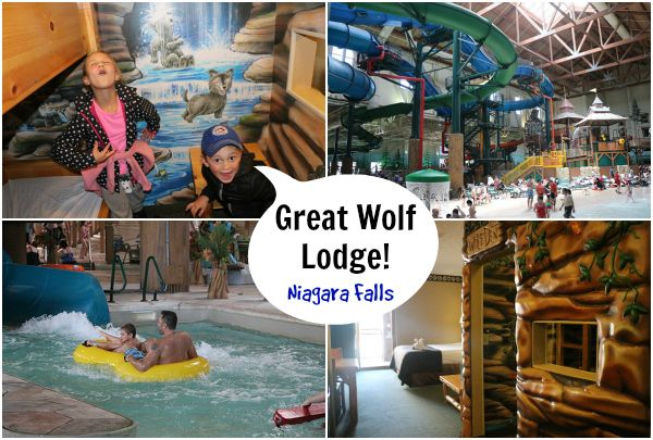how to plan for great wolf lodge