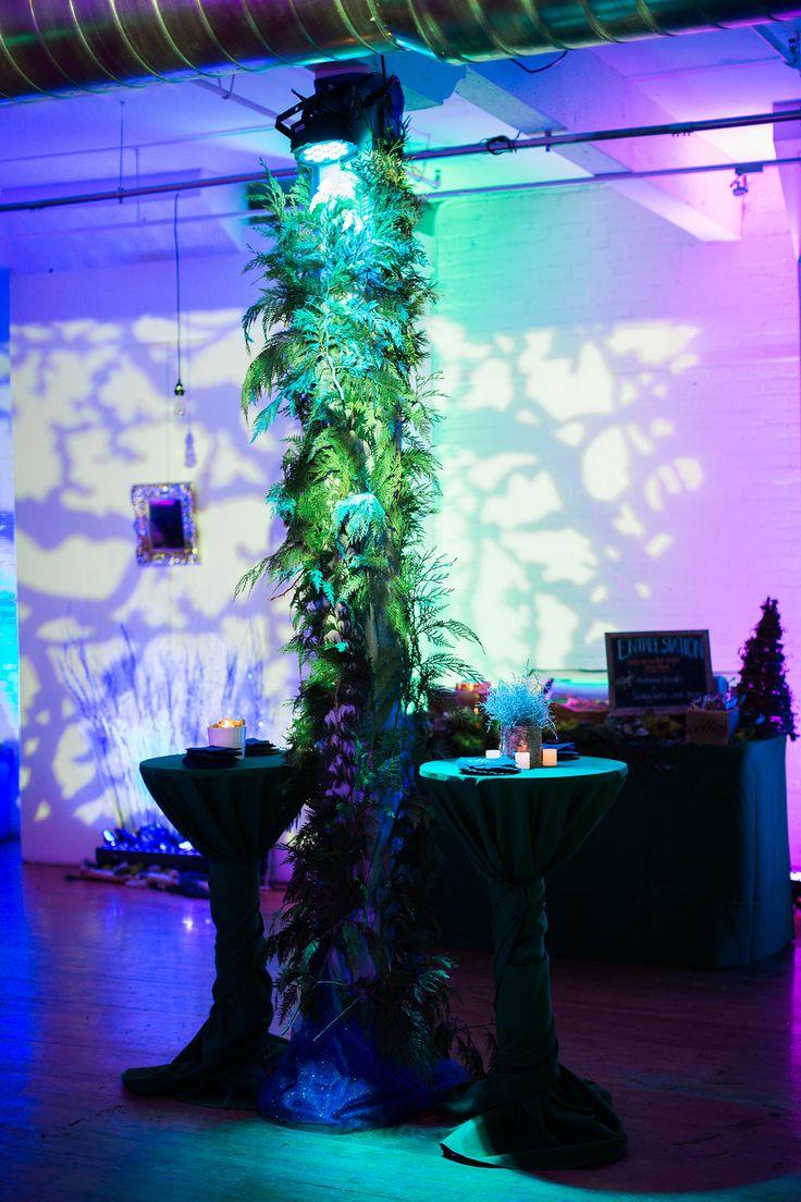 Enchanted Forest. #eventdecor