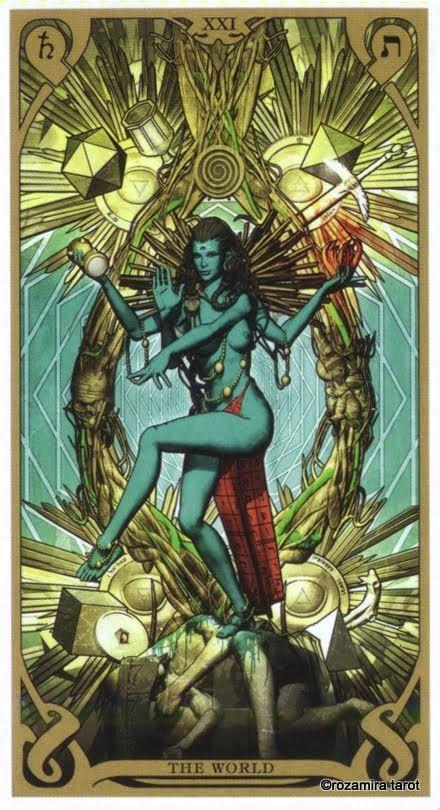 Corax tarot sun learn