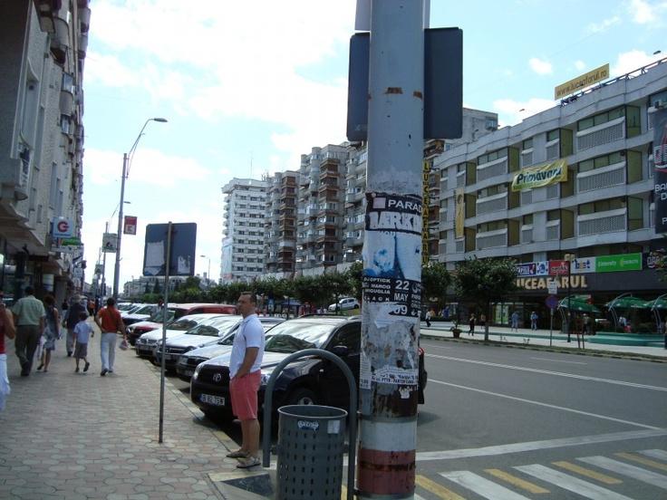 Apartament 3 camere de inchiriat Bacau- ultracentral- mobilat si utilat