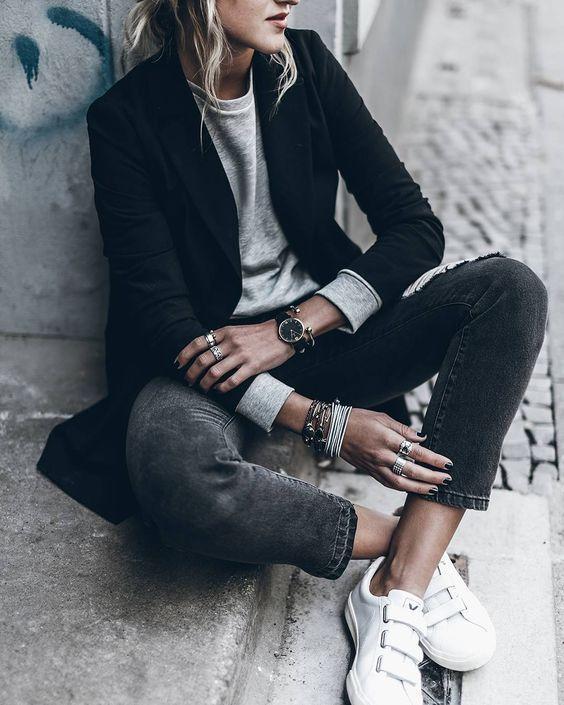 Fall trends | Minimal chic business attire