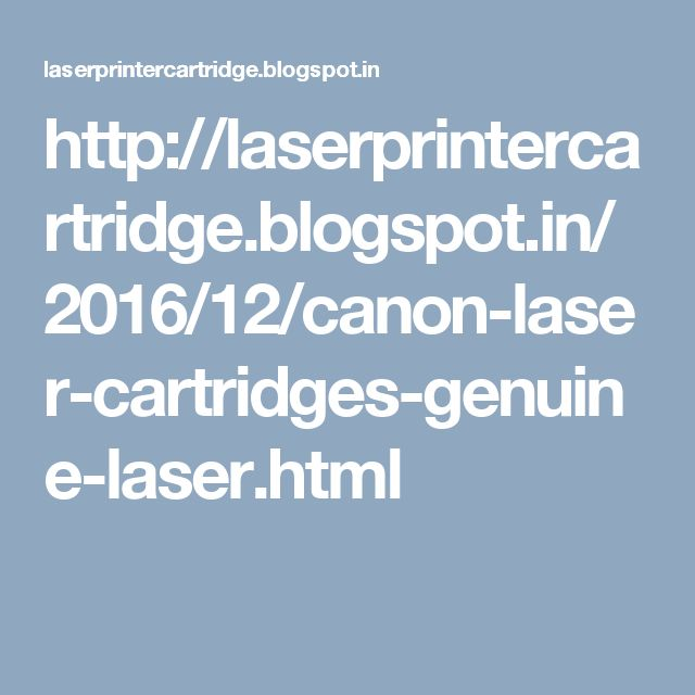 Laser printer cartridge is significantly more picked then any ink fly printers in working environments and even at home.
