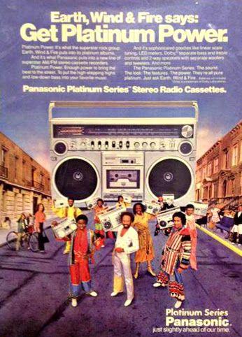 Boogie Wonderland - Panasonic