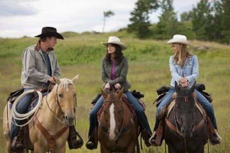 "heartland phtos | TV Review: ""Heartland"" Season 6 - Heartfelt Family Drama 